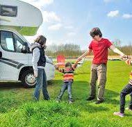 Motor home family fun