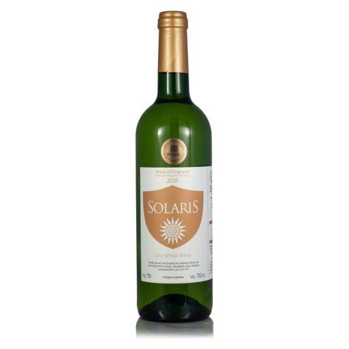 Solaris dry white wine